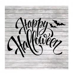 Happy Halloween words...