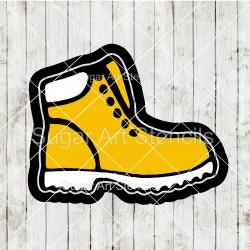 Boot cookie cutter CN57