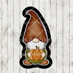 Gnome cookie cutter CN72