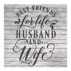 Wedding words painting...