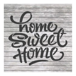 Home sweet home painting...