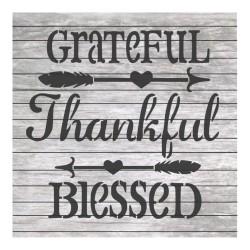 Thanksgiving words grateful...