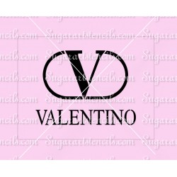 Valentino Designers cake...