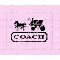 Coach Designers cake...
