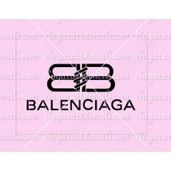 Balenciaga Designers cake...