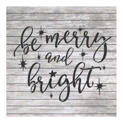 Be Merry and bright...