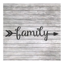 Family word painting...