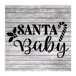 Christmas Santa baby...