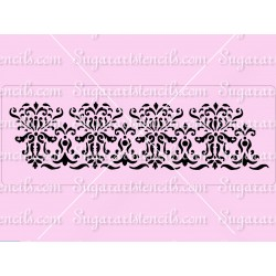 Wedding cake stencil SL20237