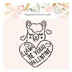 Valentine's day PYO cookie...