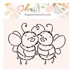 Valentine's day bees PYO...