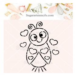 Valentine's day ladybug PYO...