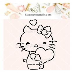 Valentine's day kitty PYO...