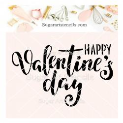 Happy Valentine's day words...