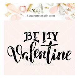 Be my Valentine cookie...