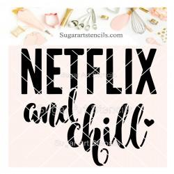 Netflix & chill cookie...