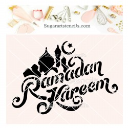 Ramadan Kareem cookie...