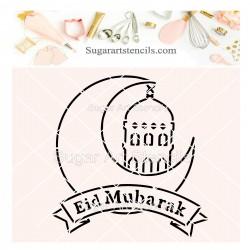 Eid Mubarak PYO cookie...