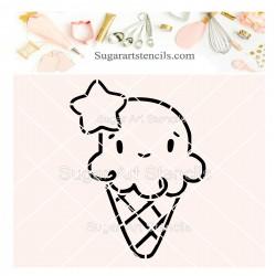 Ice cream PYO cookie...