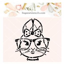 Hipster bunny girl PYO...