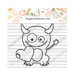Cute little monster PYO...