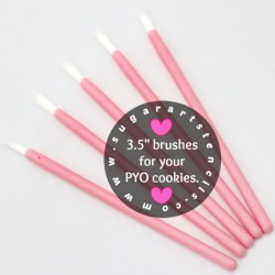 PYO cookie brushes PINK...