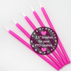 PYO cookie brushes Dark...