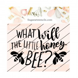 Little honey bee cookie...