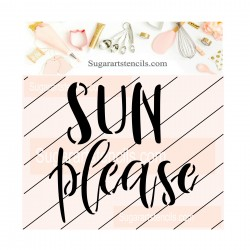 Summer sun please cookie...