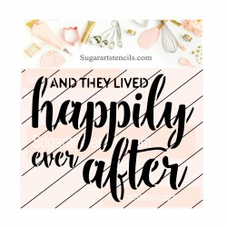 Happily ever after cookie...